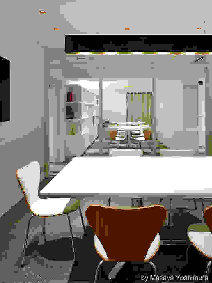Meeting room の WORKTECHT CORPORATION モダン