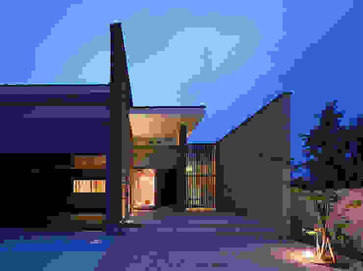 姫路市T邸 モダンな 家 の 空間工房 用舎行蔵 一級建築士事務所 モダン