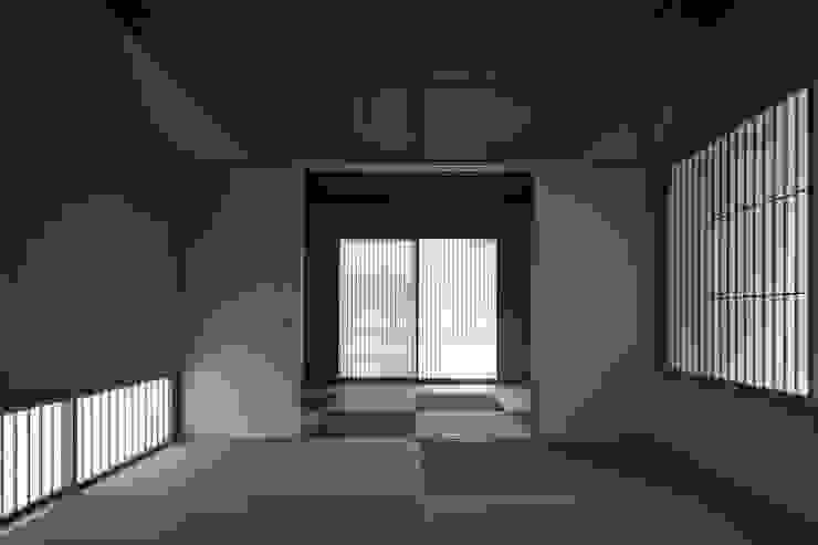 京都市Tn邸 和風の 寝室 の 空間工房 用舎行蔵 一級建築士事務所 和風