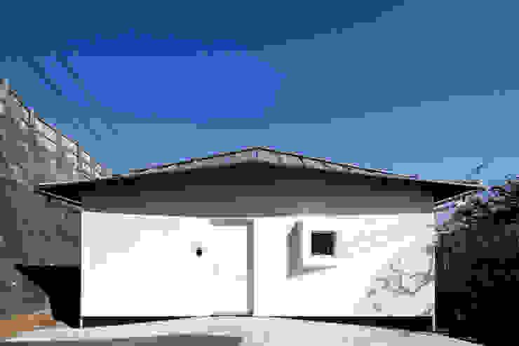 西側外観写真 オリジナルな 家 の 加藤裕一 / KSA オリジナル