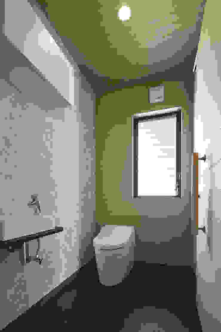 京都市Tn邸 和風の お風呂 の 空間工房 用舎行蔵 一級建築士事務所 和風