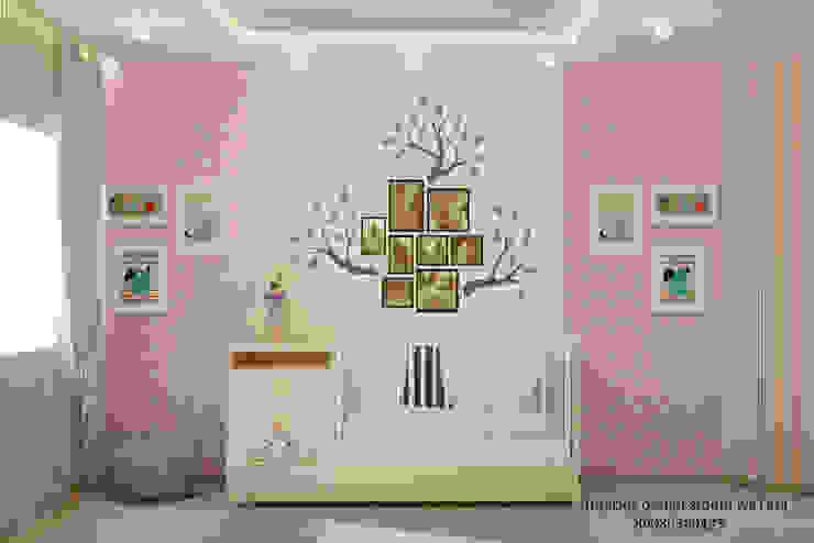 Дизайн квартиры в современном стиле Детская комната в стиле модерн от Студия дизайна Натали Модерн