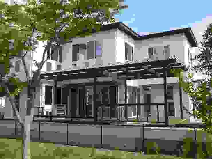 グレイシーズ モダンな 家 の 西川真悟建築設計 モダン