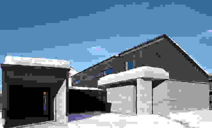 HUTー K オリジナルな 家 の 山之内建築研究所 オリジナル