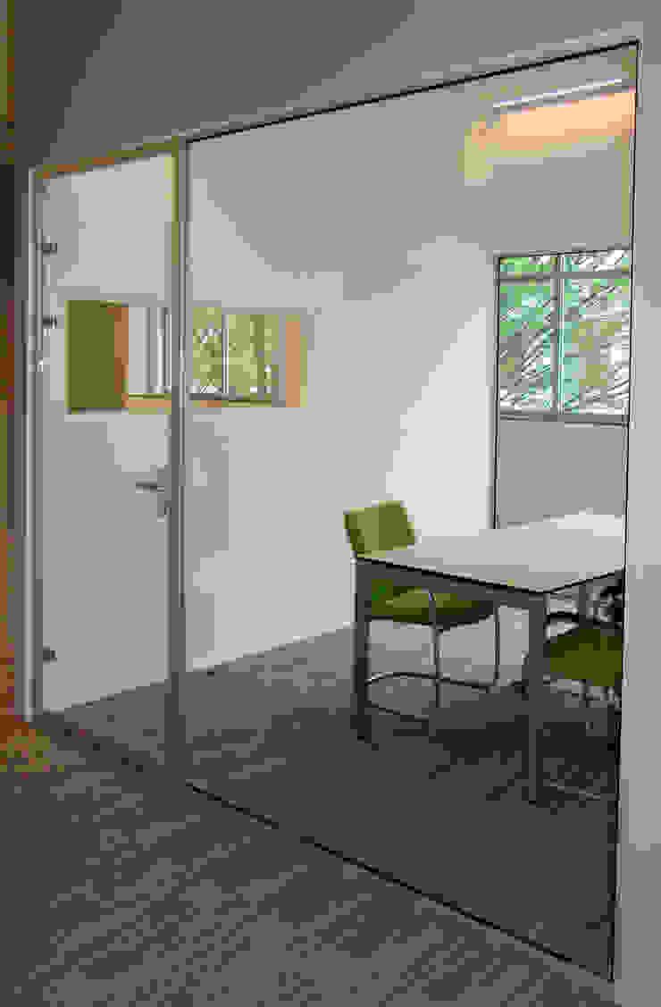 Espaces de bureaux modernes par Buys Glas Moderne