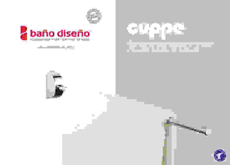 Colección CUPPE - accesorios de baño - Baño Diseño de Baño Diseño Moderno