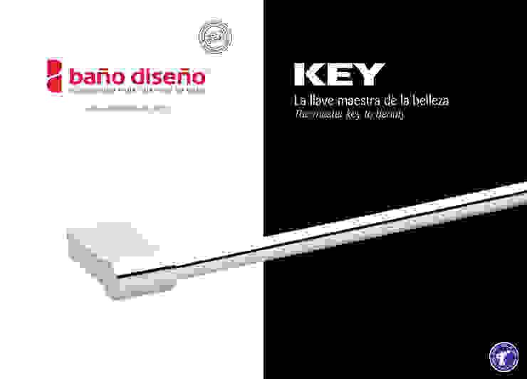 Colección KEY - accesorios de baño - Baño Diseño de Baño Diseño Minimalista