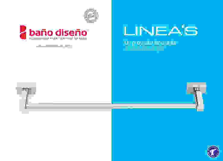 Colección LINEA'S - accesorios de baño - Baño Diseño de Baño Diseño Minimalista