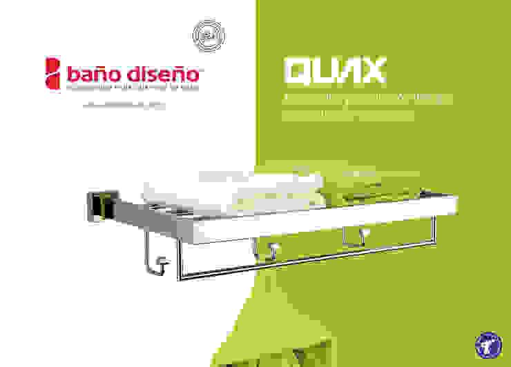 Colección QUAX- accesorios de baño - Baño Diseño de Baño Diseño Minimalista