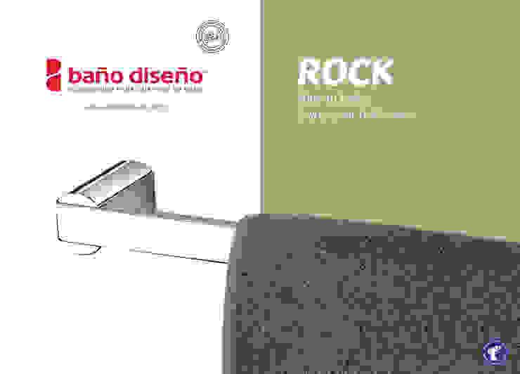 Colección ROCK - accesorios de baño - Baño Diseño de Baño Diseño Moderno