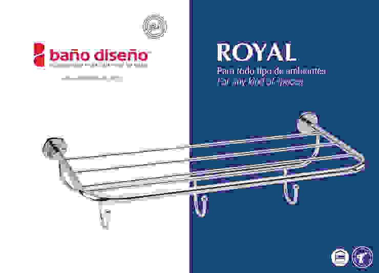 Colección ROYAL - accesorios de baño - Baño Diseño de Baño Diseño Clásico