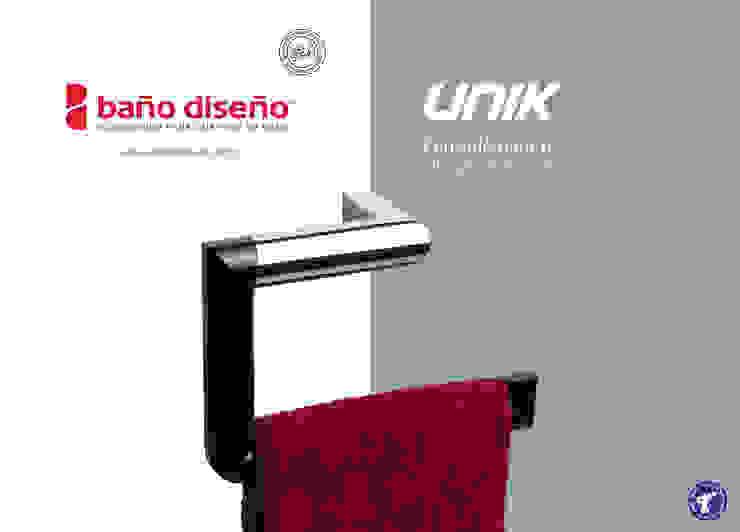 Colección UNIK - accesorios de baño - Baño Diseño de Baño Diseño Moderno