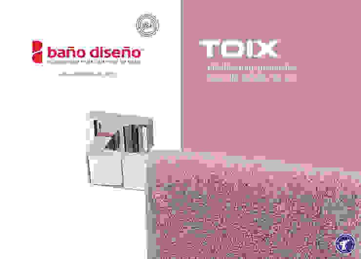 Colección TOIX - accesorios de baño - Baño Diseño de Baño Diseño Moderno