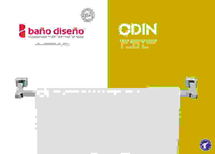 Colección ODIN - accesorios de baño - Baño Diseño de Baño Diseño Minimalista