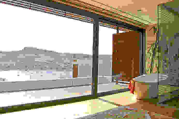 ZEN BODRUM Modern Yatak Odası ARTHUR&MILLER Modern