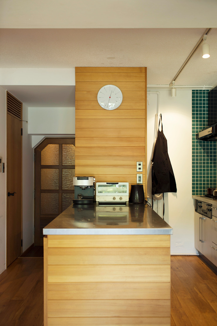 K邸 2010 モダンな キッチン の ELD INTERIOR PRODUCTS モダン