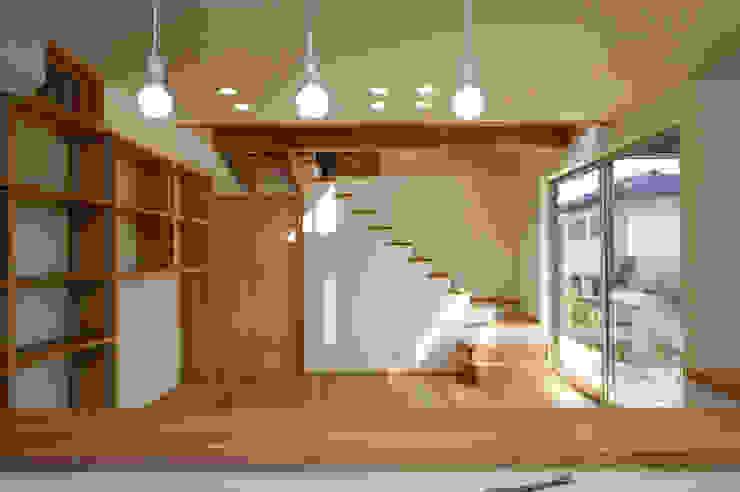 m+h建築設計スタジオ Living room