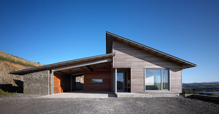 The Houl Simon Winstanley Architects Modern houses