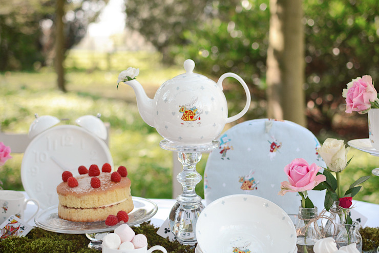 Alice in Wonderland Homewares collection by Sophie Allport de Sophie Allport Clásico