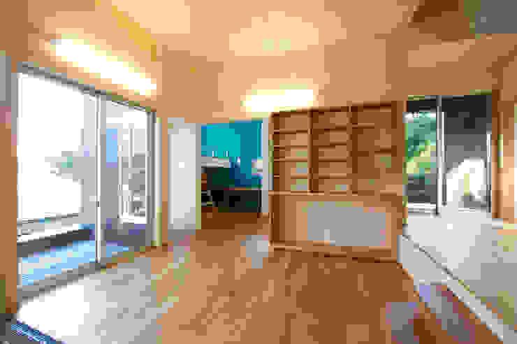 m+h建築設計スタジオ Media room