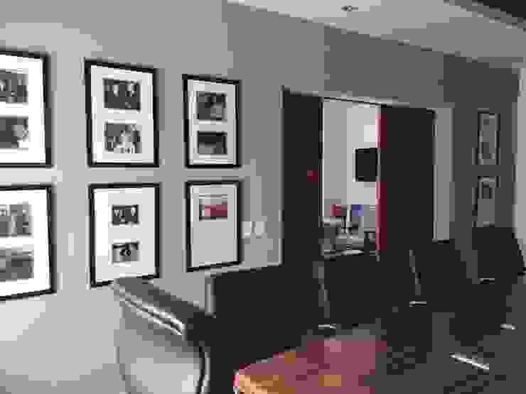Marival Hotel Office Estudios y despachos modernos de DECO Designers Moderno