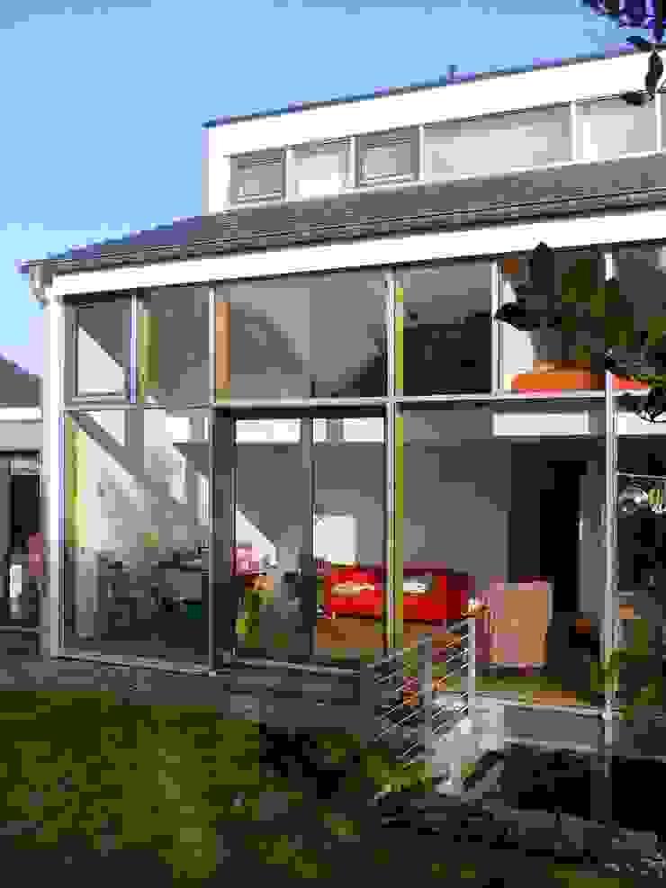Casas modernas de waldorfplan architekten Moderno