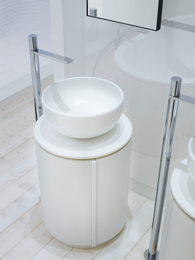 Ceramica Cielo Baños de estilo moderno