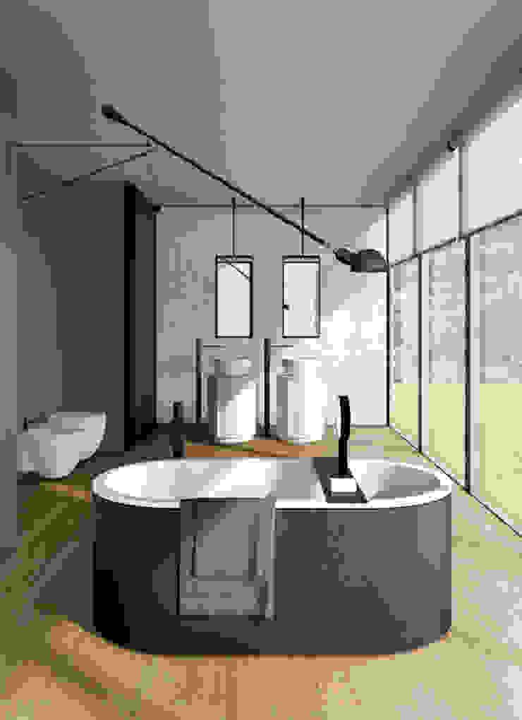 Ceramica Cielo Modern bathroom