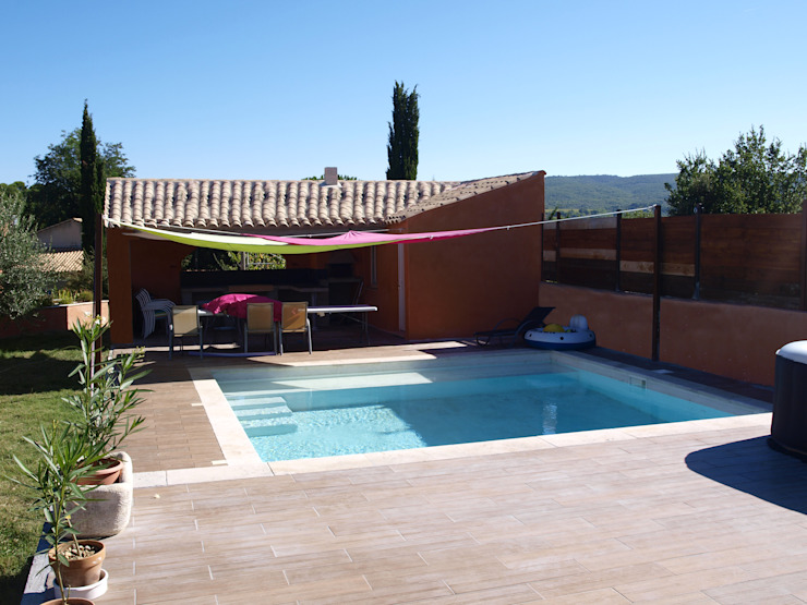 Granato Architecture d'intérieur Pool
