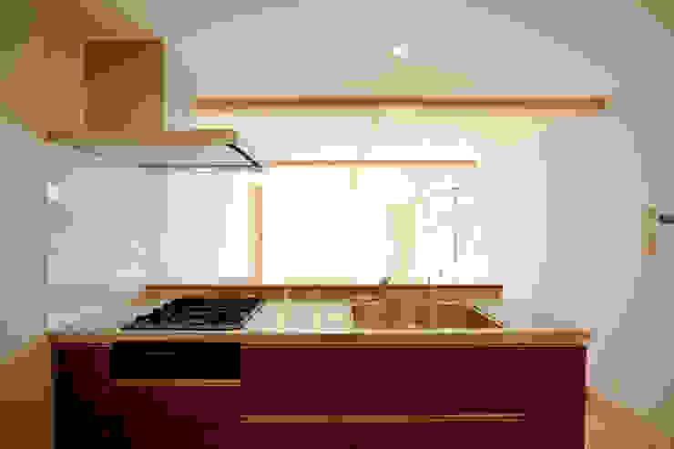 キッチン ミニマルデザインの キッチン の 有限会社クリエデザイン/CRÉER DESIGN Ltd. ミニマル