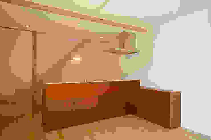 ダイニングキッチン ミニマルデザインの キッチン の 有限会社クリエデザイン/CRÉER DESIGN Ltd. ミニマル