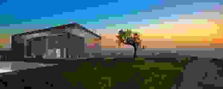Estudo Modular tipo T1 Casas minimalistas por Idealiving Minimalista