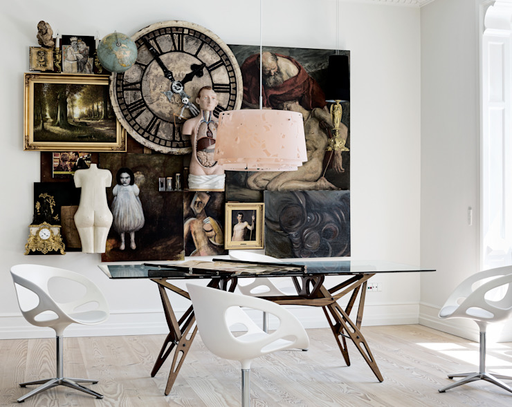 Louis Poulsen—Collage: modern  by Establo Lifestyle Store, Modern