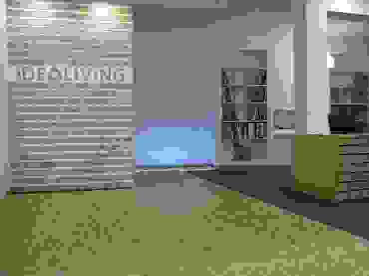 Novas instalações (Loja/Escritório) Escritórios modernos por Idealiving Moderno