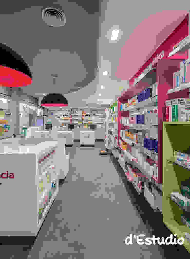 Farmacia Mayor Xirivella | Espacio General Espacios comerciales de estilo moderno de Destudio Arquitectura Moderno
