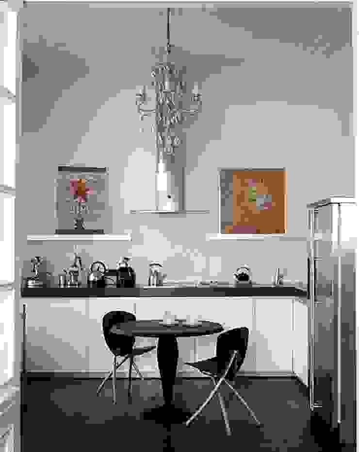 Квартира на Никитской Кухня в стиле модерн от ANIMA Модерн