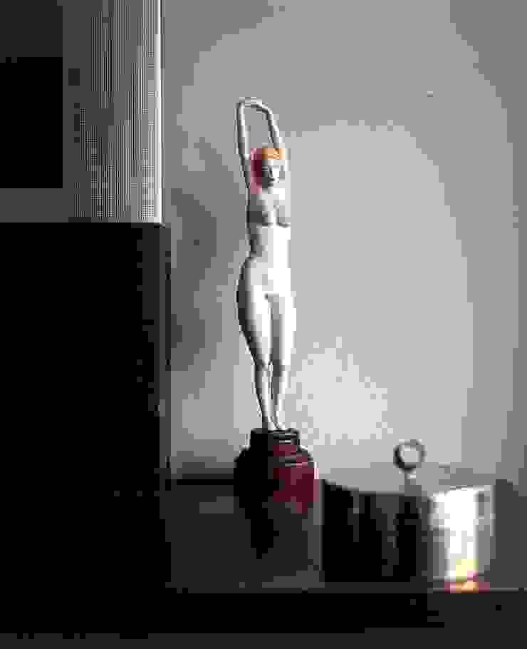 Квартира на Никитской:  в современный. Автор – ANIMA, Модерн