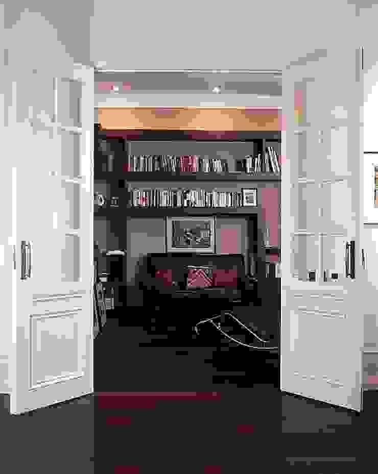Квартира на Никитской Рабочий кабинет в эклектичном стиле от ANIMA Эклектичный