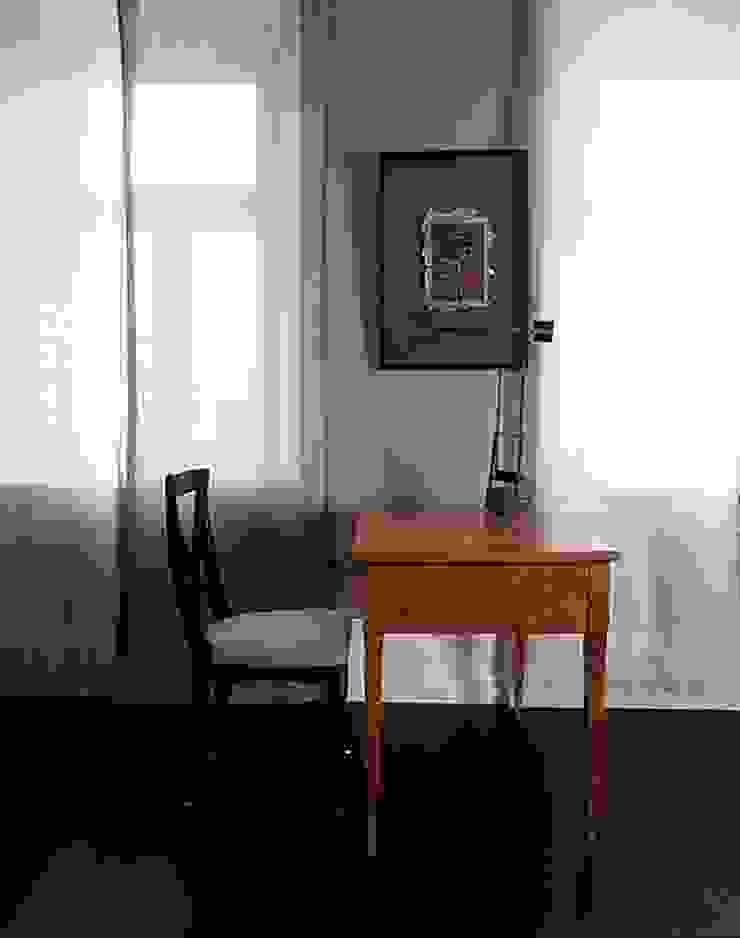 Квартира на Никитской Рабочий кабинет в стиле минимализм от ANIMA Минимализм