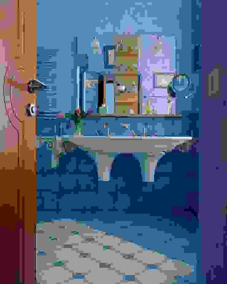 Квартира на Патриарших Ванная комната в стиле модерн от ANIMA Модерн