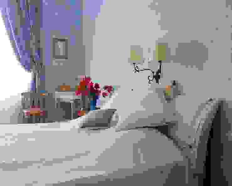 Квартира на Патриарших Спальня в эклектичном стиле от ANIMA Эклектичный