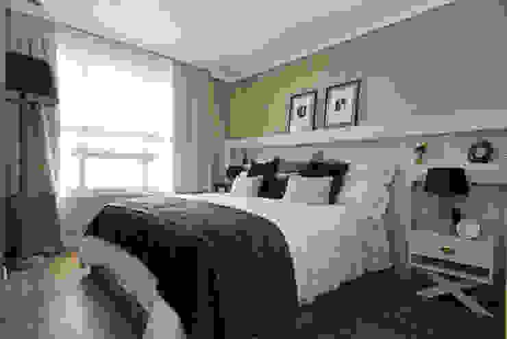Sube Susaeta Interiorismo y Sube Contract diseño interior de casa con terraza Dormitorios de estilo clásico de Sube Susaeta Interiorismo Clásico
