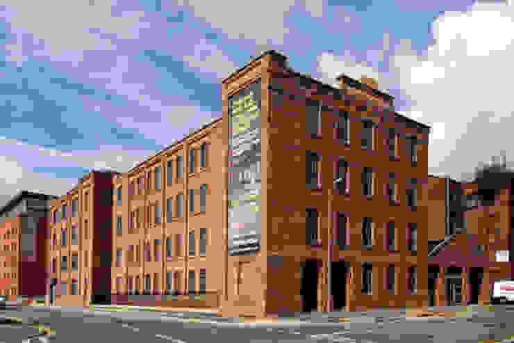 Albert Mill Industriale Häuser von Donald Architecture Industrial