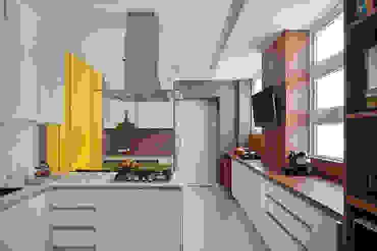 Cozinha Cozinhas modernas por Da.Hora Arquitetura Moderno