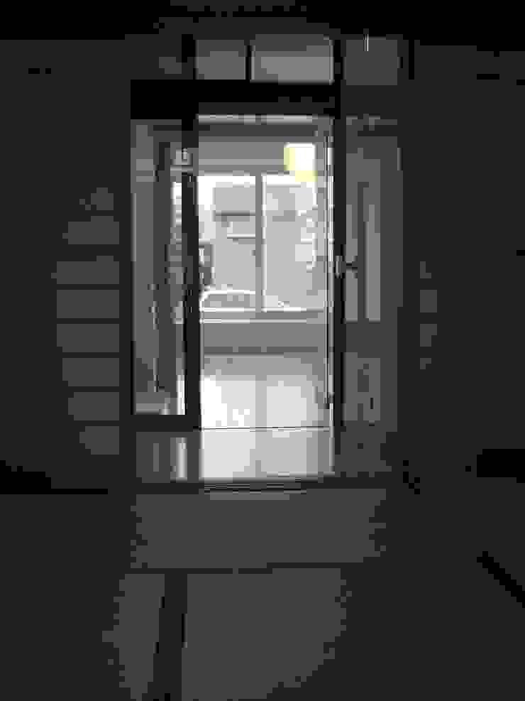 プラス・ワンルーム オリジナルな 壁&床 の 大成優子建築設計事務所 オリジナル