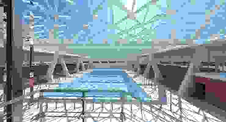 GINO SPERA ARCHITETTO สระว่ายน้ำ