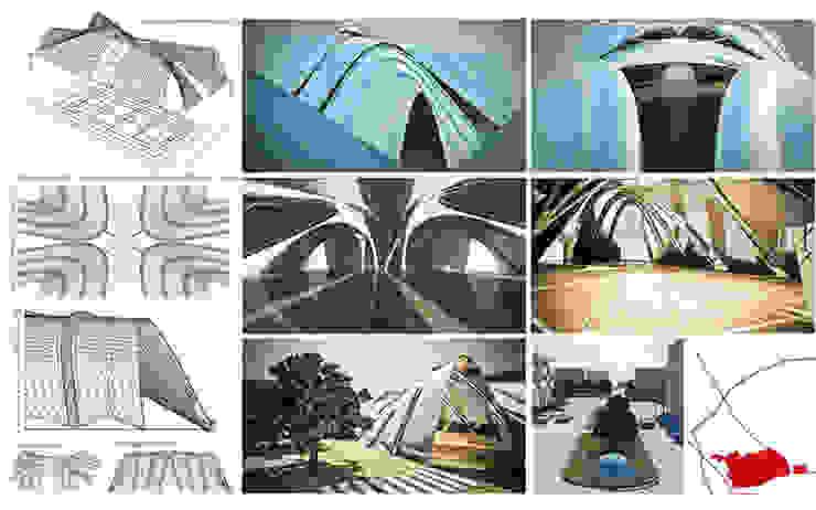 GINO SPERA ARCHITETTO Ruang Fitness