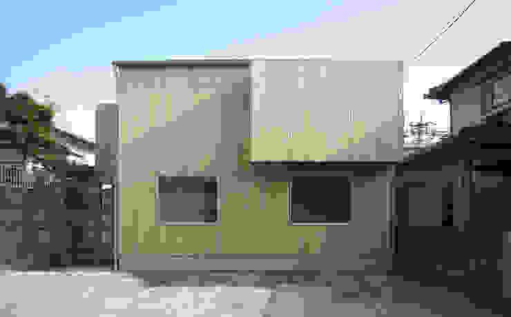 外観 ミニマルな 家 の 有限会社クリエデザイン/CRÉER DESIGN Ltd. ミニマル