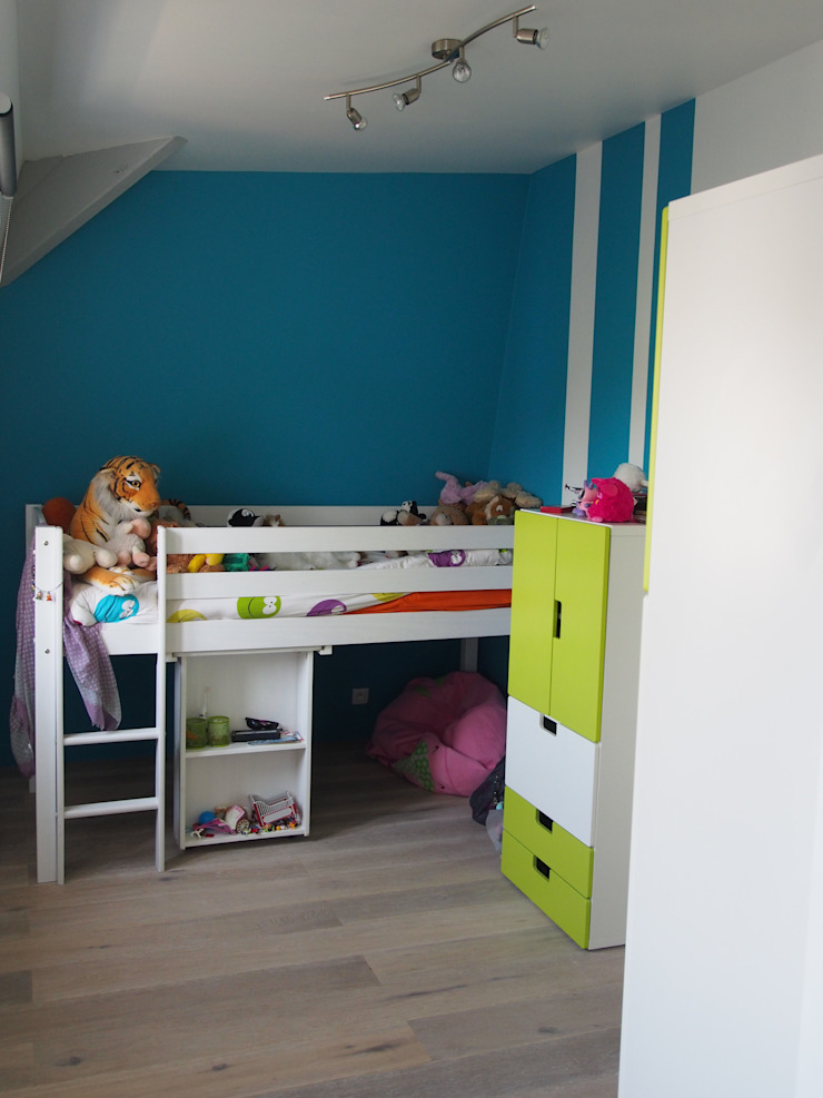Modern Kid's Room by agence MGA architecte DPLG Modern