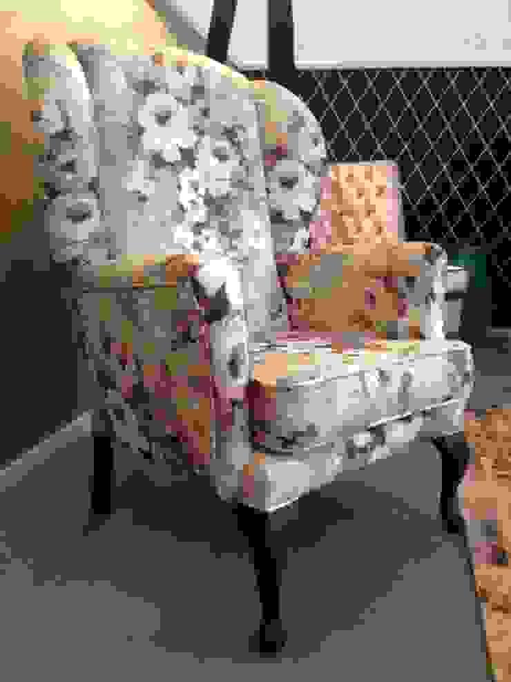 Fotel Uszak Monet od Juicy Colors Klasyczny